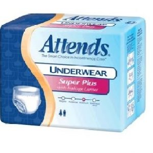 Attends®-Underwear-SuperPlus-Absorbency-with-Leakage-Barrier-Youth-Small-20-ct-per-bag