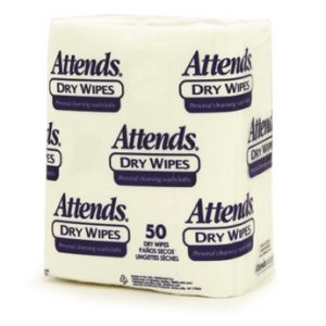 Attends Quickables® Dry Washcloths(Heavy Weight):