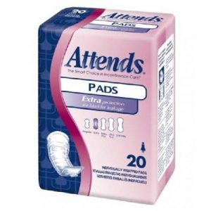 Attends Bladder Control Pads Extra