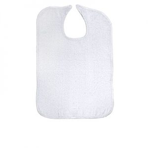 Terry Cloth Bib 18x 30, 12pc pack